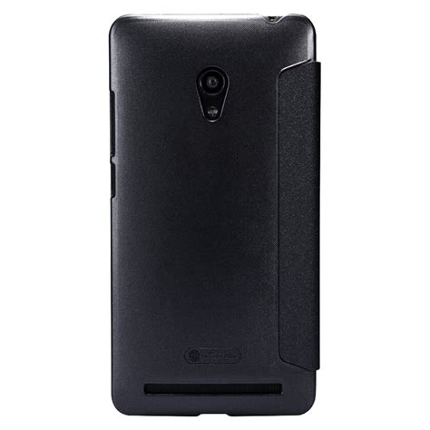 Asus Zenfone 6 Nillkin Sparkle Leather 1 asus zenfone 6 nillkin sparkle leather 綷 綷 綷