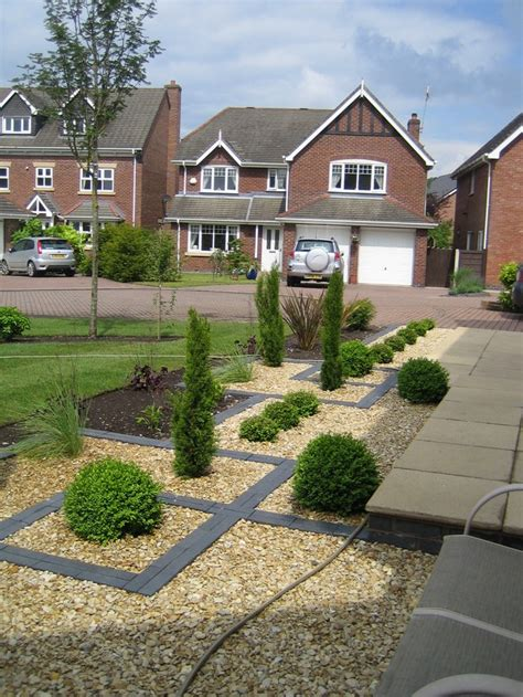 Gravel Front Garden Front Gardens Driveways Outside Roomsoutside Rooms