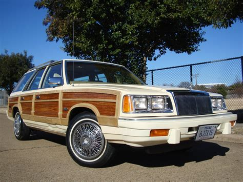 1988 Chrysler Lebaron by 1988 Chrysler Lebaron Town Country Wagon Classic Cars