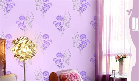 purple wallpaper bedroom beautiful purple wallpaper for bedroom