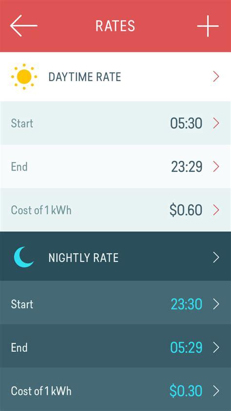 app design rates ui design for altium cloudrider