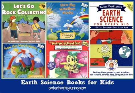at the earth s books earth science books for