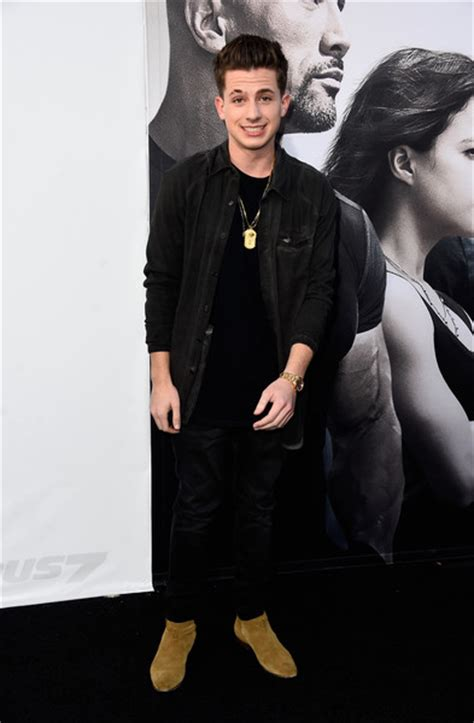charlie puth personality charlie puth pictures premiere furious 7 arrivals