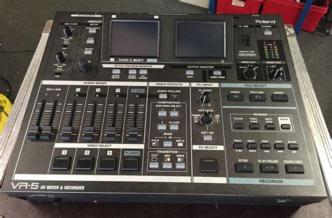 Roland Vr 5 vr 5 roland vr 5 audiofanzine