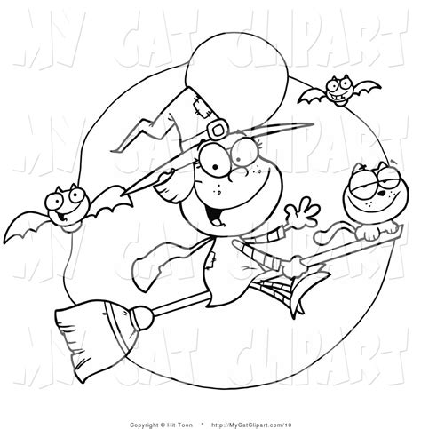 halloween coloring pages clip art free halloween coloring clipart clipartxtras