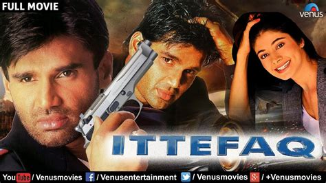 film india terbaru ittefaq ittefaq bollywood action movies sunil shetty full