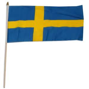 swedish colors sweden flag 12 x 18 inch