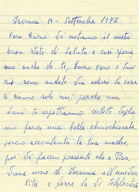 lettere ad una sorella l archivio quot etnografia quot
