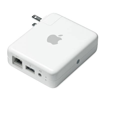 Router Apple wifi router airport express apple mb321z a