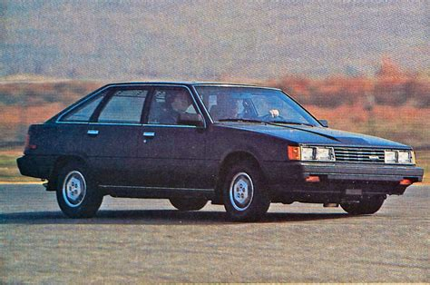 1983 toyota camry feature flashback 1983 toyota camry oh what a premonition