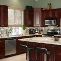 Dark Maple Kitchen Cabinets by The Reason To Choose Dark Maple Kitchen Cabinets Modern