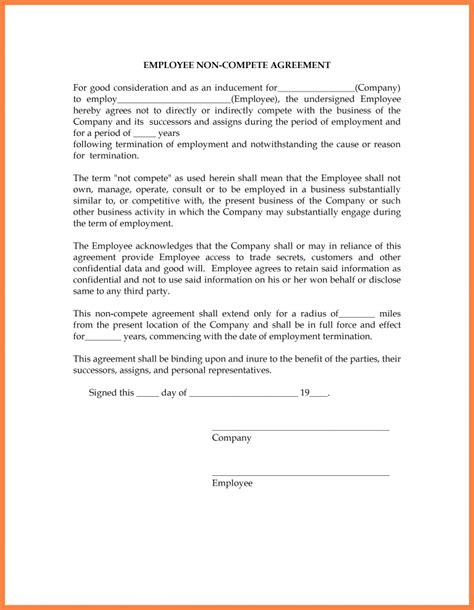 4 Non Disclosure And Non Compete Agreement Purchase Agreement Group Nda And Non Compete Agreement Template