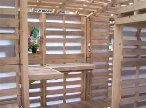 i beam design pallet house 500 pallet house is 256sqft of tiny living perfection off grid world