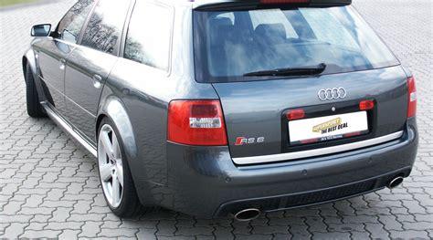 Audi A6 4b Sportauspuff by Sto 223 D 228 Mpfer F 252 R Audi A6 4b Quattro Und Vw Passat 3bg