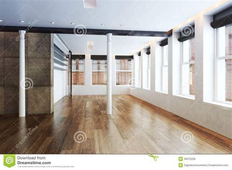 colonne da interno appartamento in un grattacielo vuoto con l interno di