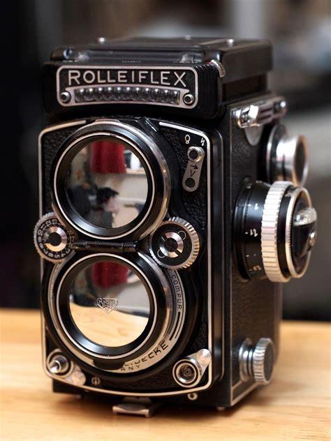 Rollei Rolleiflex 2.8E TLR Medium Format Film Camera