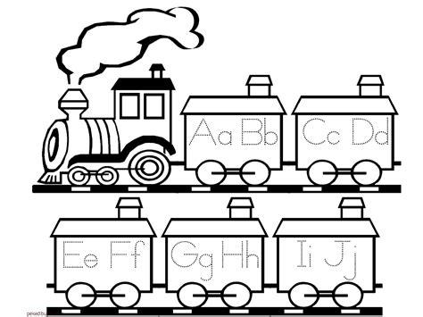 imagenes infantiles para colorear de trenes dibujos de trenes para colorear