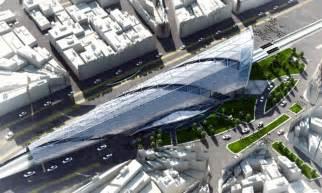 ismailia train station architecture concept design arch