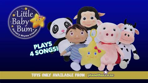row your boat little baby bum little baby bum lb8247 musical baby panda plush toy