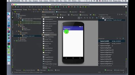 how to build android app with html5 css javascript codebringer - Build Android App