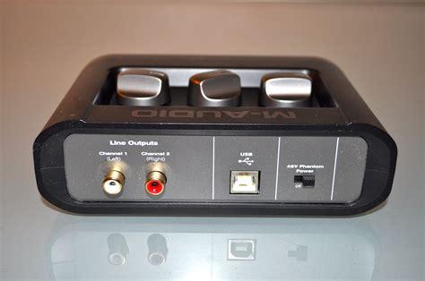 M Audio Fast Track Usb Mkii m audio fast track image 714808 audiofanzine