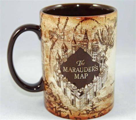harry potter marauders map mug wizarding world of harry potter marauder s map ceramic mug