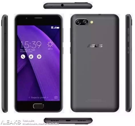 zenfone 4 max asus zenfone 4 max with dual camera spotted on gfxbench