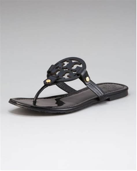 black miller sandal burch miller flat sandal black in black