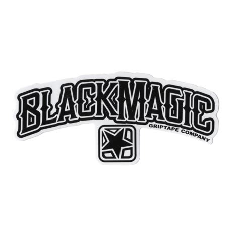 Black Magic Stickers