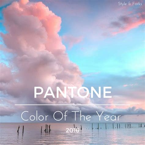 pantone color of the year 2016 kolor roku 2016 wg instytutu pantone rebelle