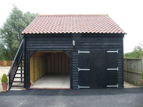 Garages In Suffolk by Suffolk Sheds Featured Building