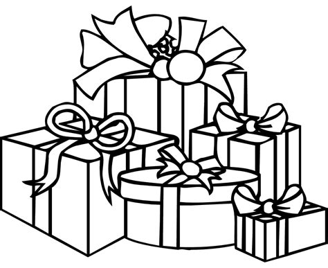 Christmas Presents Coloring Pages Glum Me Coloring Pages Presents