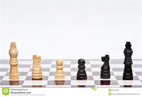 chess game  strategy business concept stock image