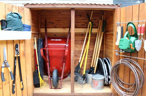 tool shed updates  cavender diary