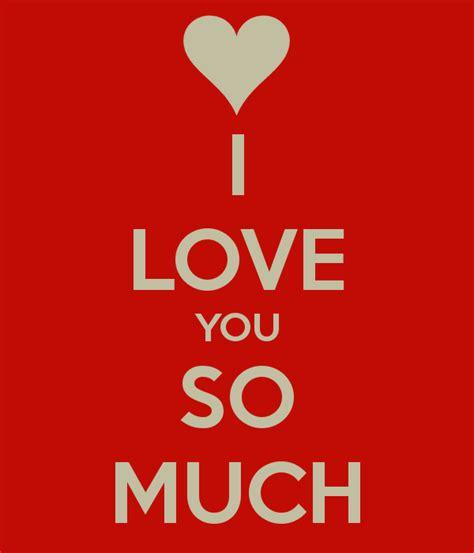 I You So i you so much poster sammy alhosani keep calm o matic