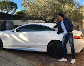 new car of cristiano ronaldo cristiano ronaldo s mercedes amg s63 coupe the news wheel