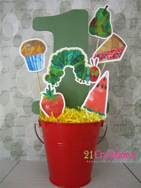 the hungry caterpillar centerpieces 17 best ideas about centerpiece on