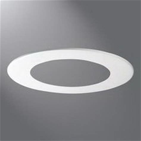 cooper lighting ot403p ceiling mount 6 inch oversized trim
