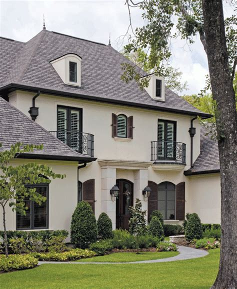 french country homes exterior fort bend lifestyles homes magazine shearer delight