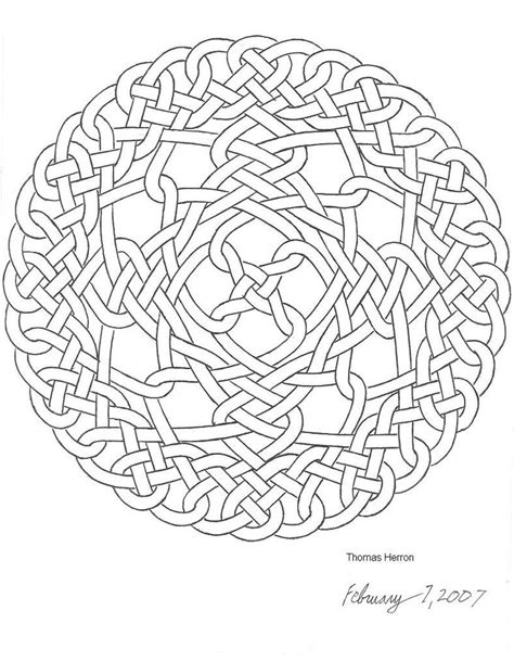 Free Celtic Mandala Coloring Pages Az Coloring Pages Celtic Knot Coloring Pages