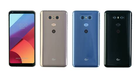 new colors lg g6 and g6 32 gb models are finally official slashgear