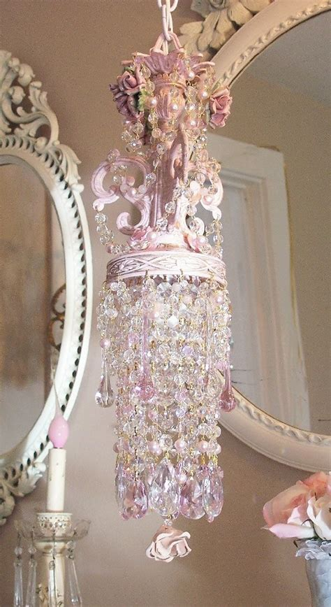 pink princess pendant chandelier chandies and shades