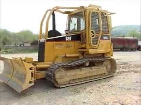 Bulldozer Cat D4c 1995 cat d4c forestry dozer wwinch