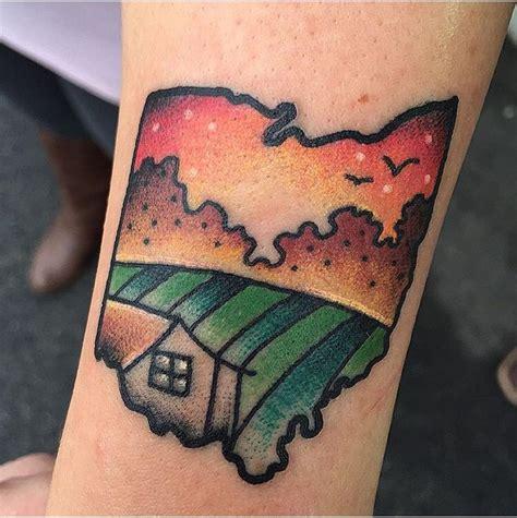 ohio tattoo designs 17 best tattoos images on ideas