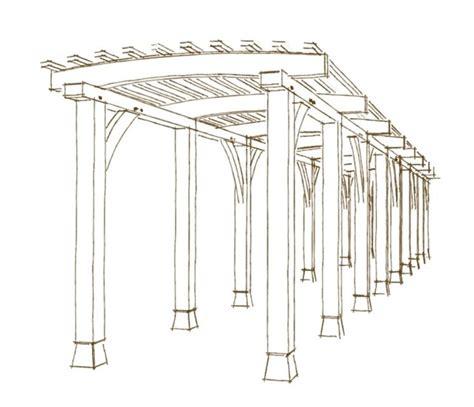 progetto tettoia in legno tettoia in legno pergole tettoie giardino tettoia in