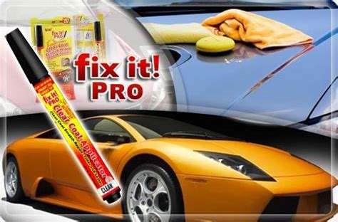 fix  pro scratch repair  promo