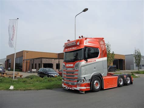 scania s730 with a special interior bigtruck magazine