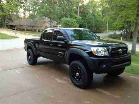 Toyota Tacoma Cab Bed Buy Used 2011 Toyota Tacoma Cab 4x4 Bed In