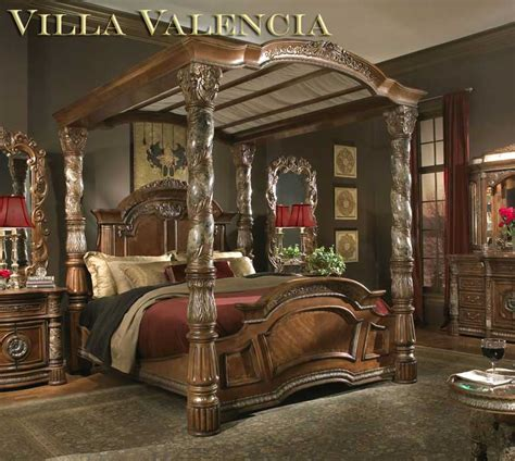 valencia bedroom set villa valencia bedroom by aico aico bedroom furniture