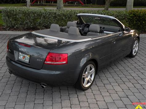 2008 audi a4 convertible 2008 audi a4 2 0t convertible ft myers fl for sale in fort